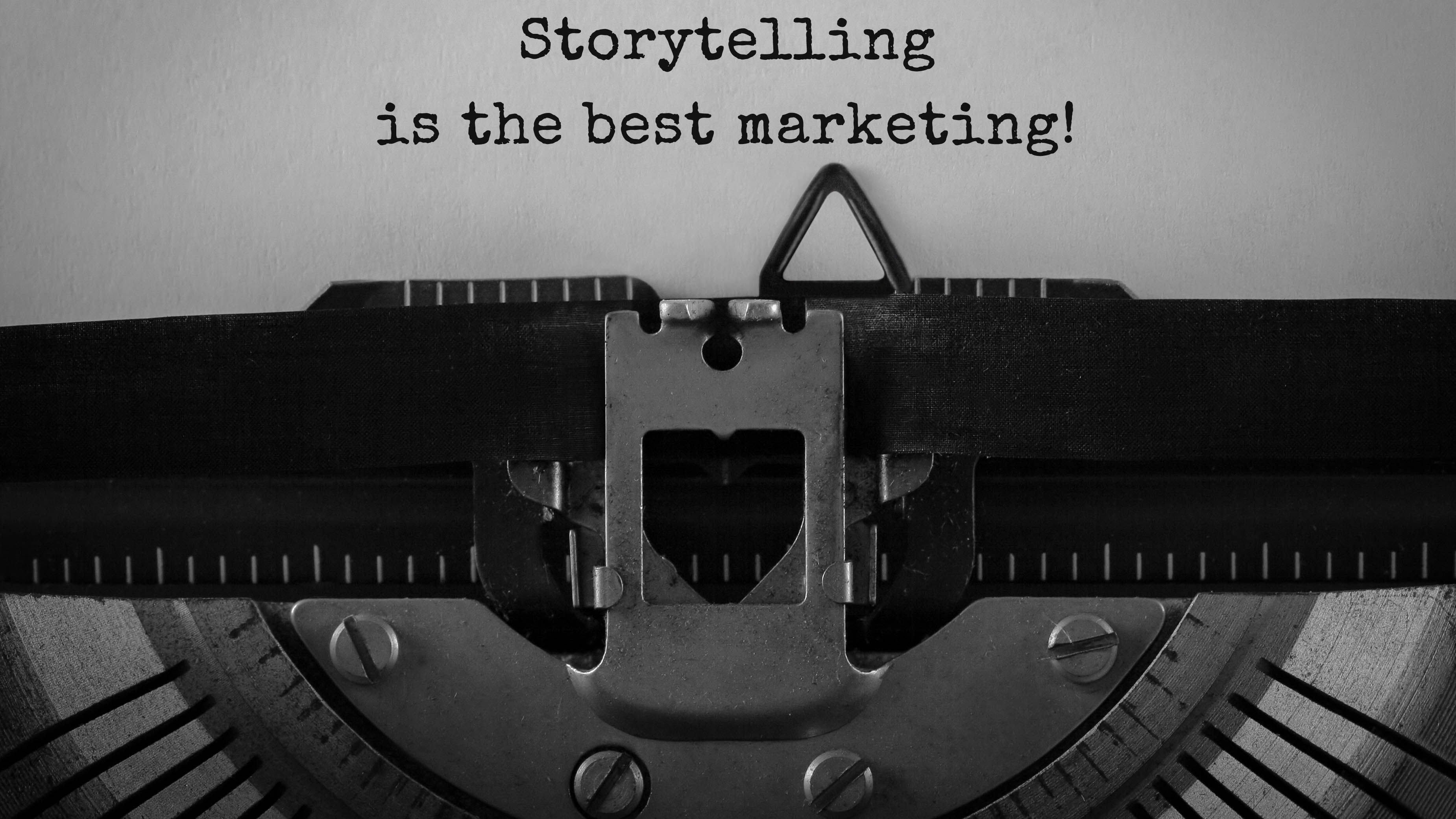 How To Effectively Use Storytelling in Your Marketing